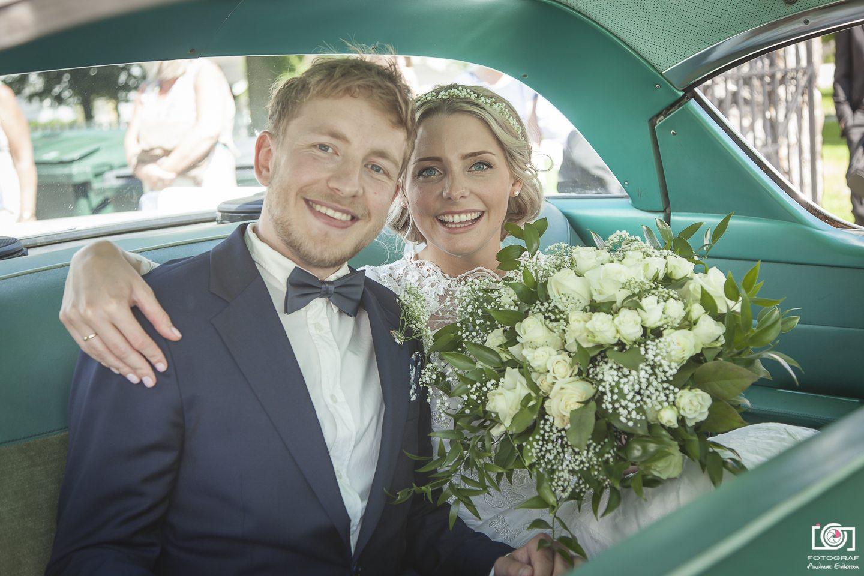 Bryllupsfotografering 2016 – Kristine & Morten – Slemmestad
