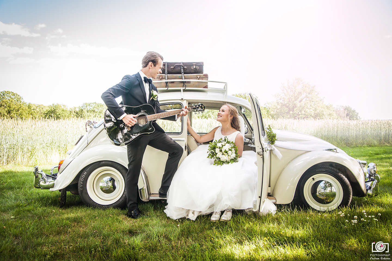 Bilder fra bryllup i 2017