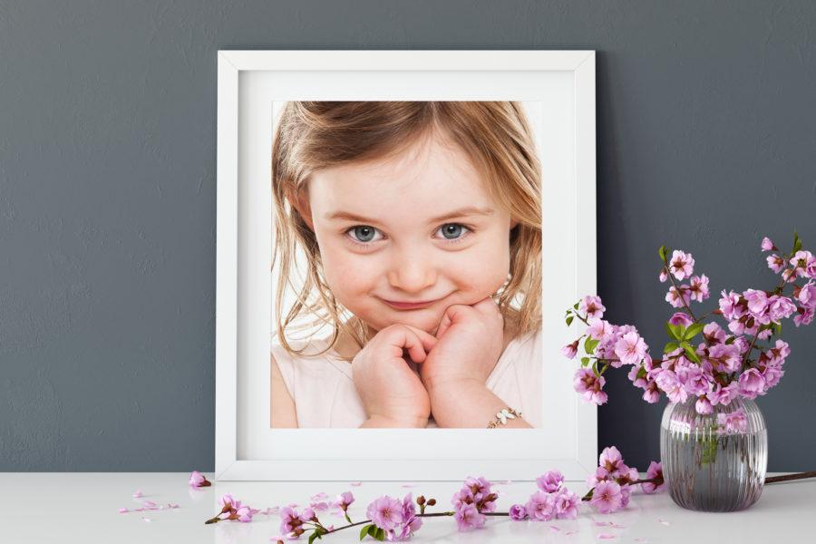 Barn, ungdom og familiefotografering