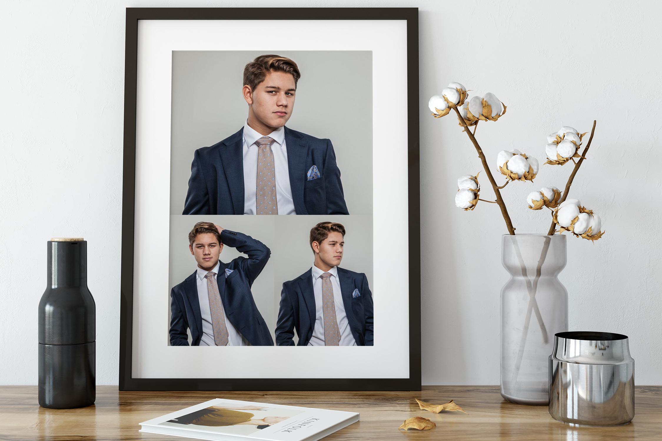 Portrettfotografering av deg, kjære eller konfirmanten