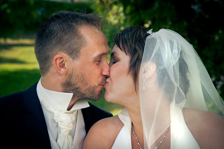 Bryllupsfotografering på Bygdøy – Maria & Tommy