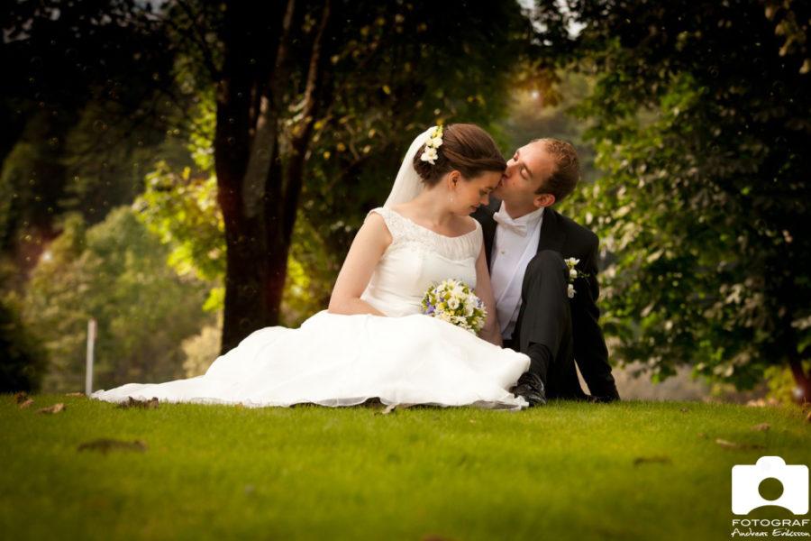 Bryllupsfotografering i Oslo og Fossesholm Herregård – Ole Andreas & Maria