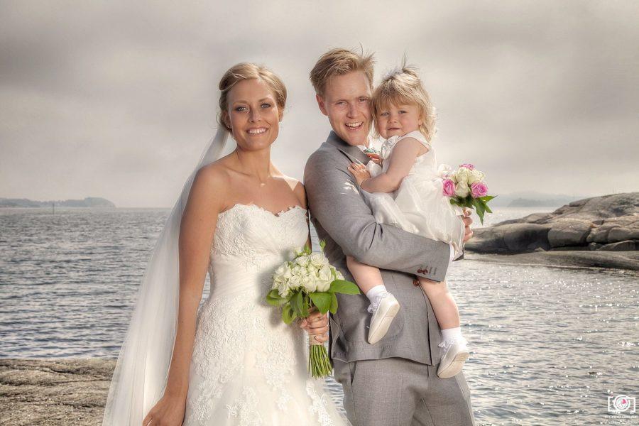 Endre & Emilie – Sandefjord 2014