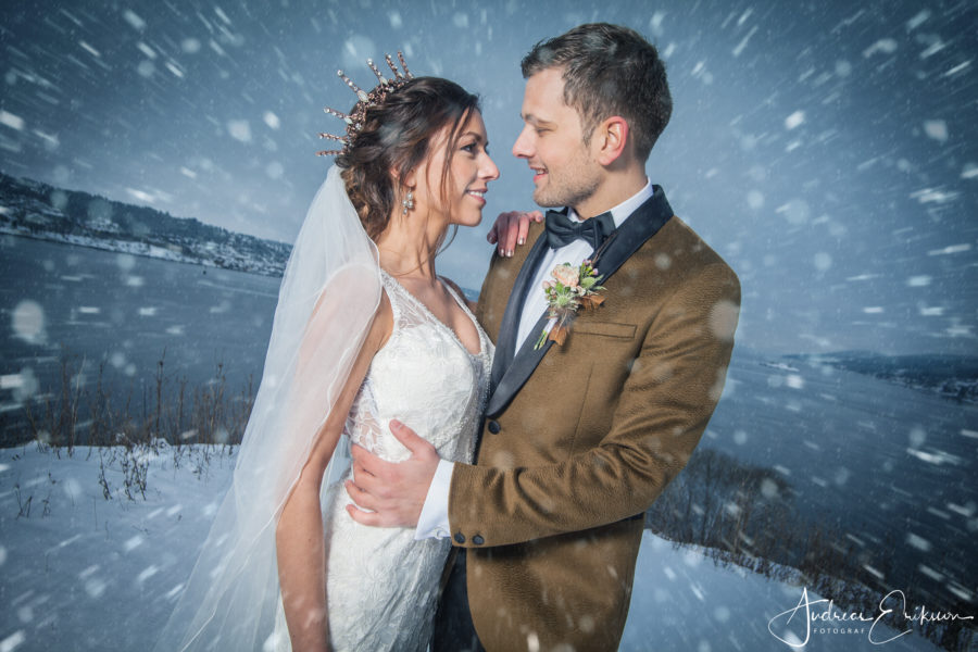 Bryllupsfotografering 2018 – Linn & Christer