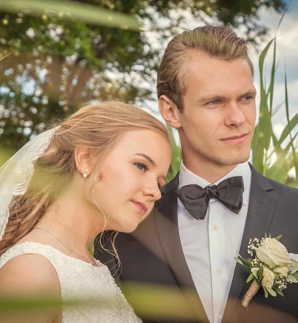 Ann-Sofie & Adrian – Søndre Slagene Kirke 2017