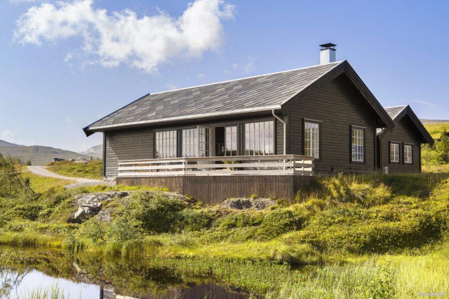 Eitjernvegen 87, FLÅ – Sem & Johnsen